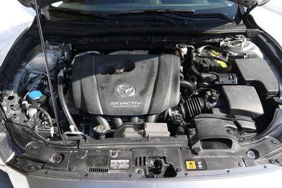 Skyactiv-G 2.0L DOHC 4-cylinder engine