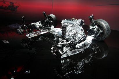 New MX-5 SKYACTIV-Chassis