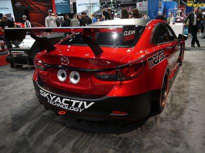 Mazda6 GX
