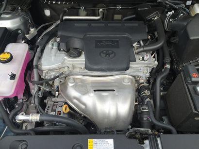 2016 Toyota RAV4 Limited AWD 2.5-liter inline-4