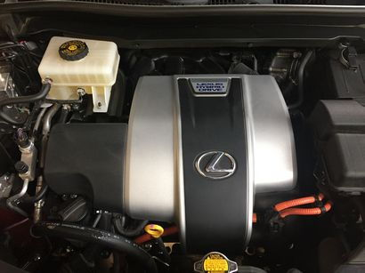 2016 Lexus RX 450h 2GR-FXS 3.5-liter direct-injected V6