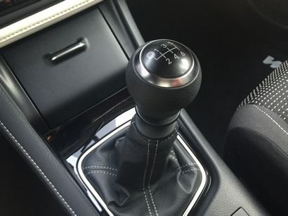 2016 Scion iM 6-speed manual transmission shifter