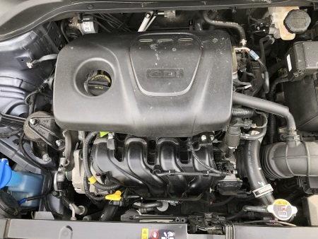 1.6-liter Gamma four-cylinder