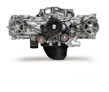 Subaru Forester Engine