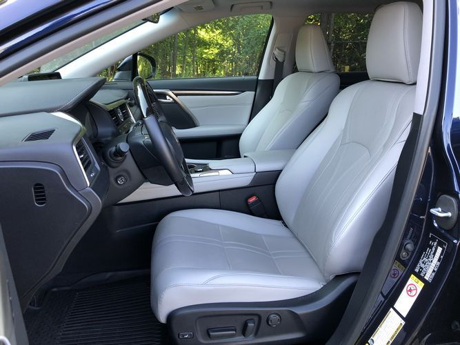 2019 Lexus RX 350L AWD Luxury