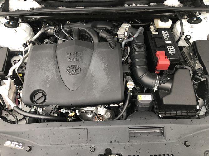 2019 Toyota Avalon Touring 3.5-liter V-6