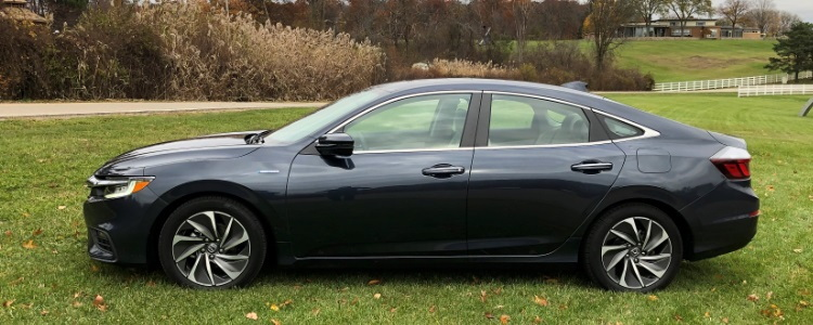 2019 Honda Insight Touring Driving Impressions