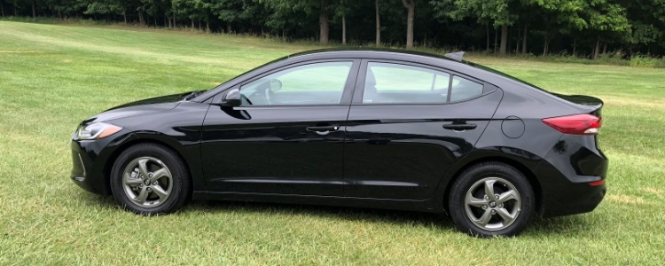 2018 Hyundai Elantra Eco Driving Impressions