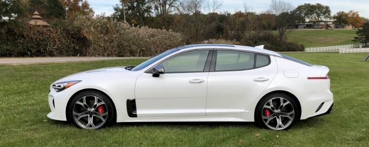 2018 Kia Stinger GT2 Driving Impressions