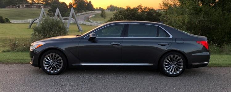 2018 Hyundai Genesis G90 Driving Impressions