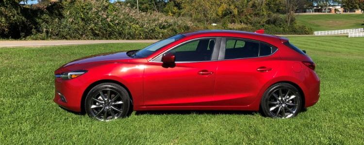 2018 Mazda Mazda3 Driving Impressions