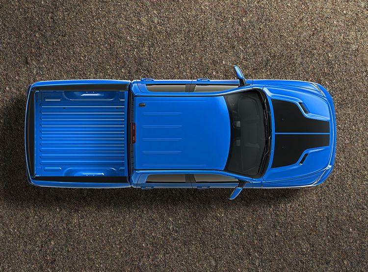 2018 Ram Hydro Blue Sport Edition