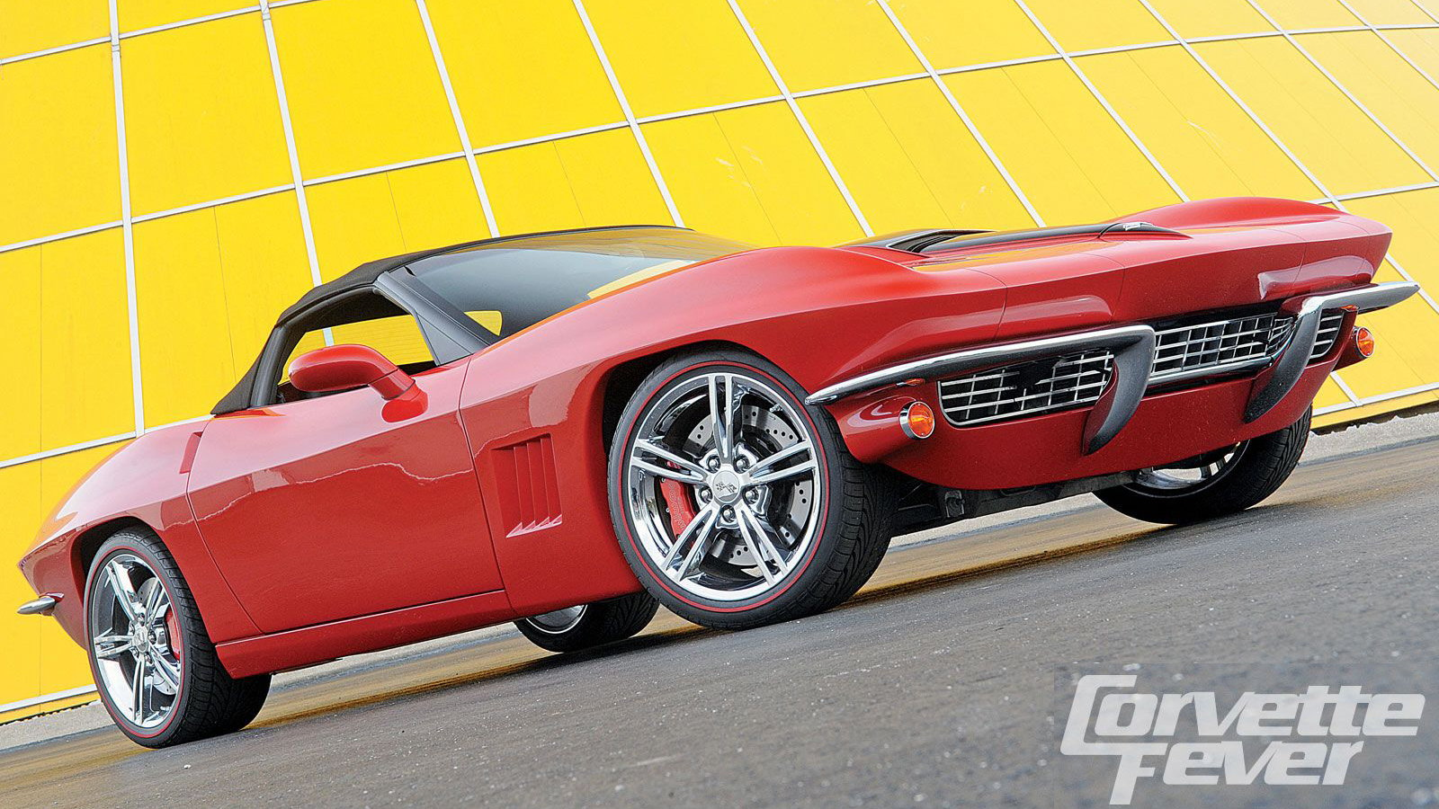 Is Karl Kustom Corvettes' C2 Replica Better than the Real Thing?