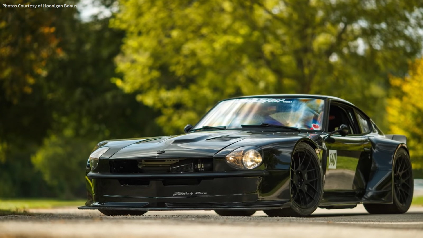 Z06 Swapped 240Z Makes Us Drool