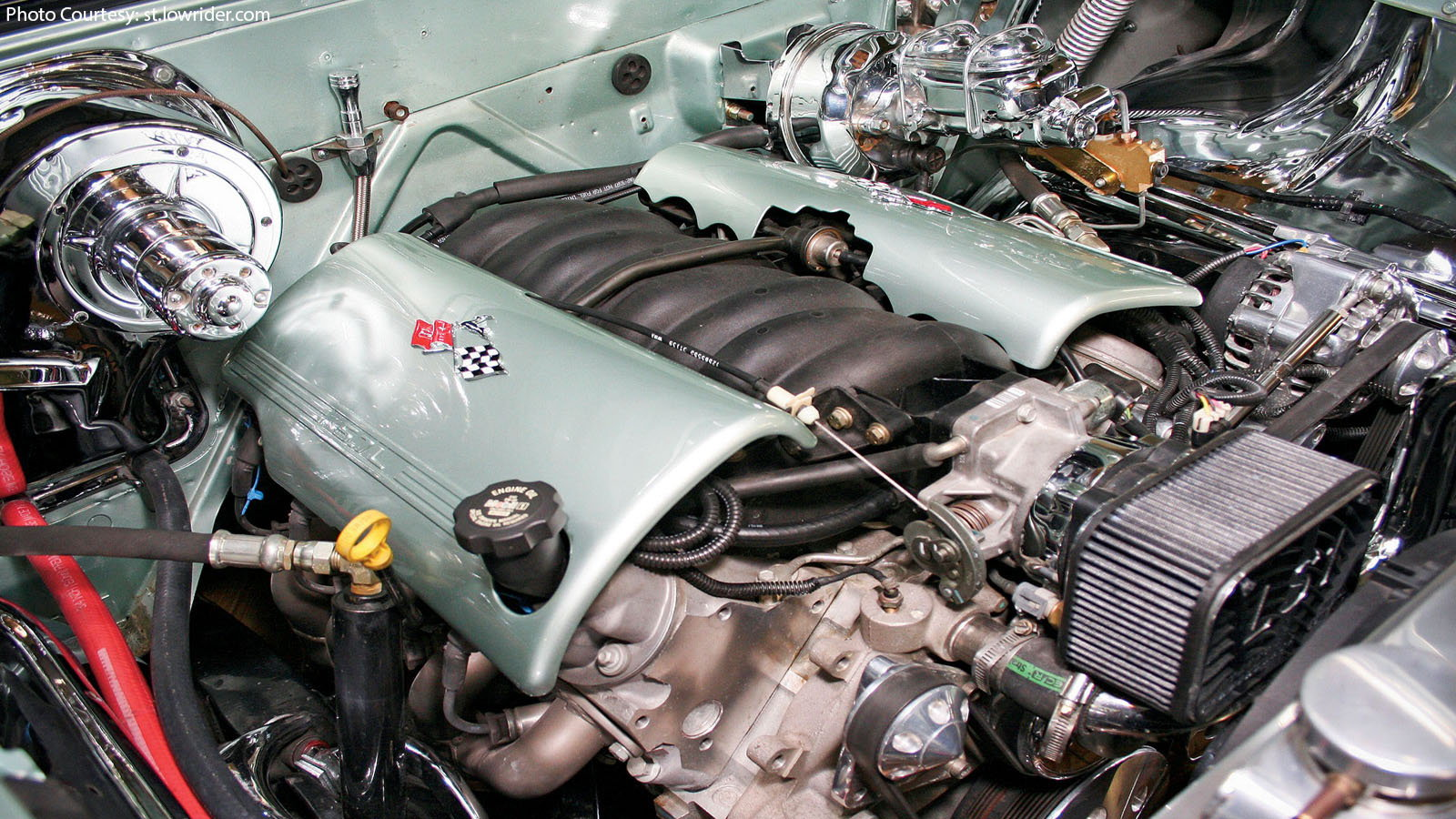 LS1 Engine, Impala, Convertible