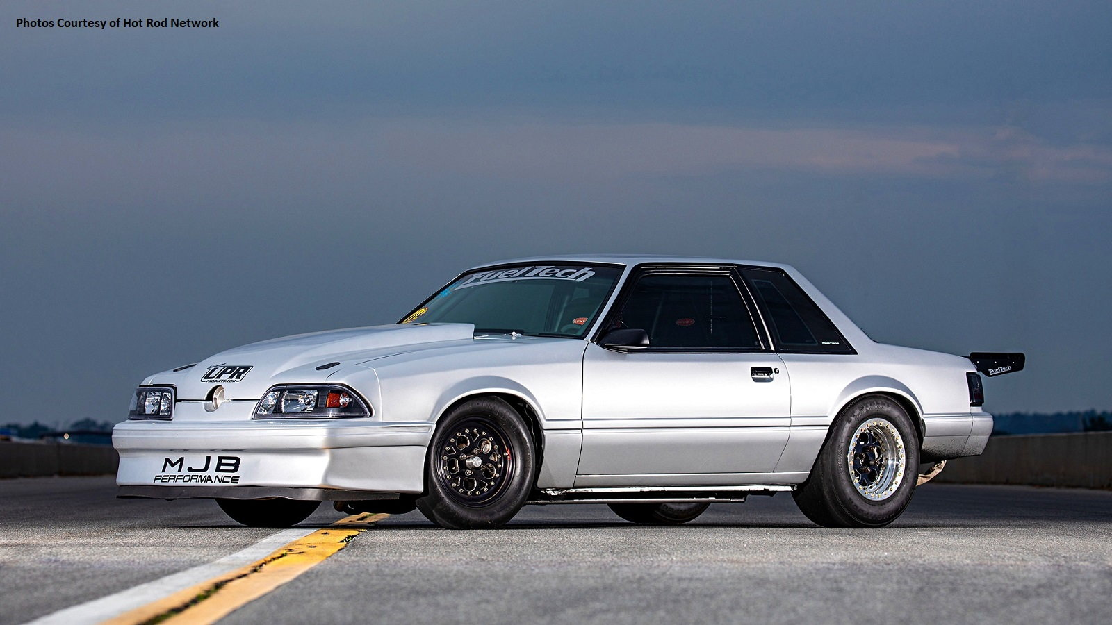 Lethal 1993 Turbo LS1 Mustang LX
