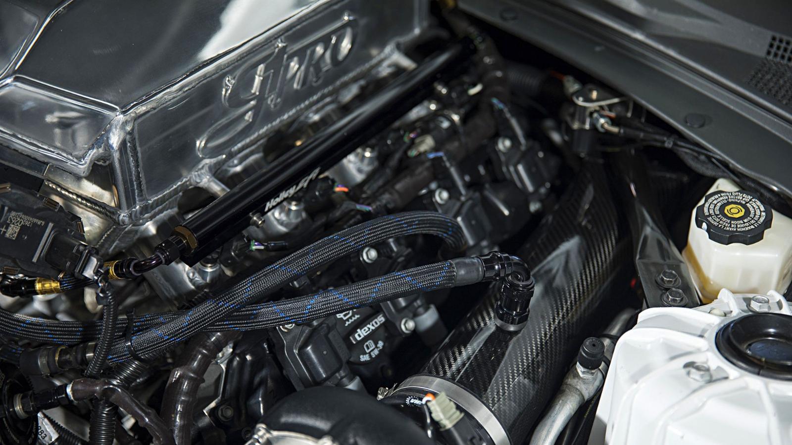 Record-Seeking 2016 Camaro