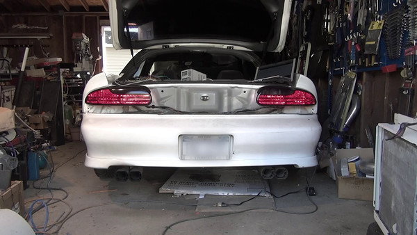 Camaro And Firebird How To Sequence Tail Lights Ls1tech
