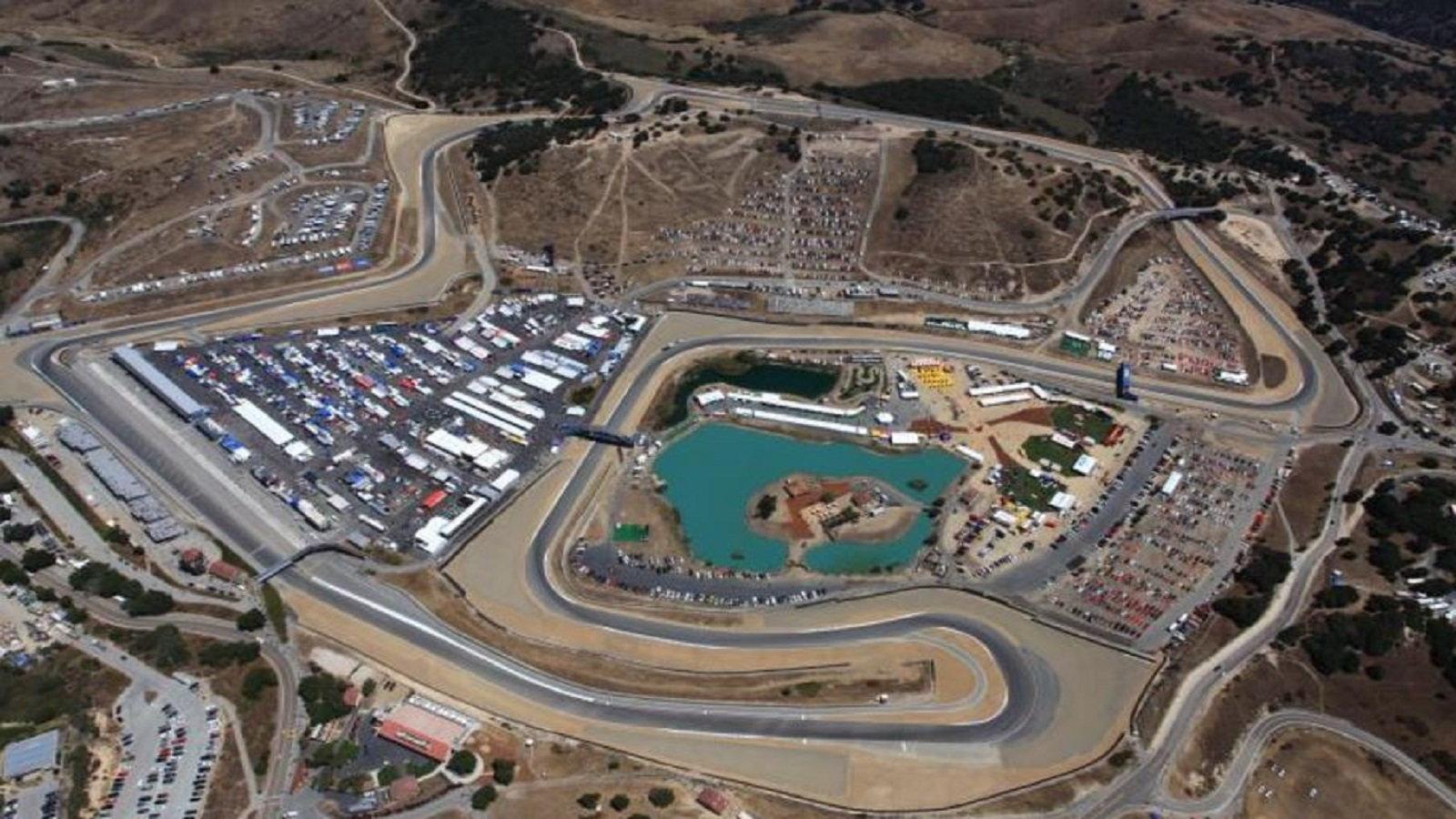 Laguna Seca Raceway, Monterey California