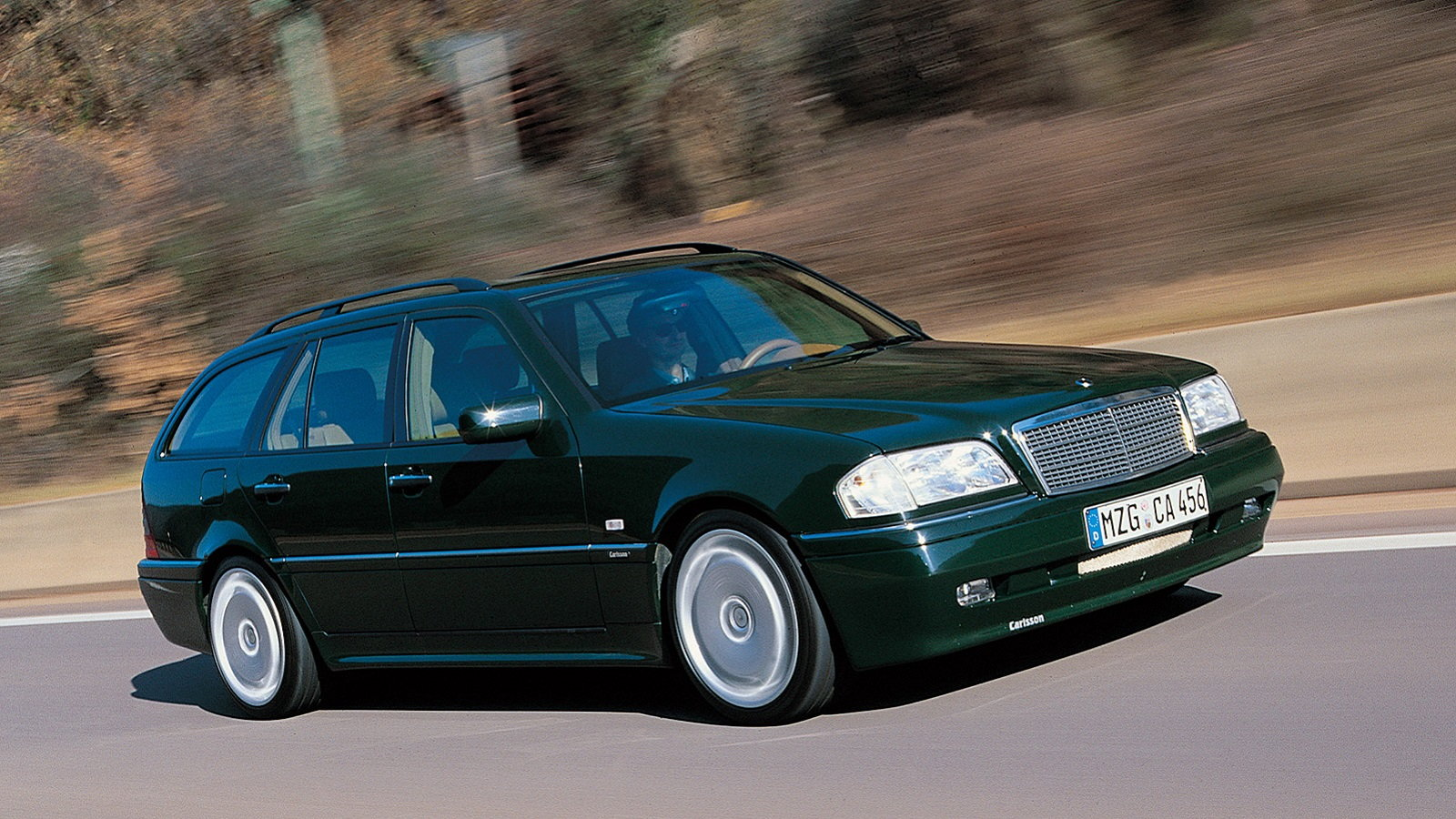 1996-1997 S202 C-Class Wagon