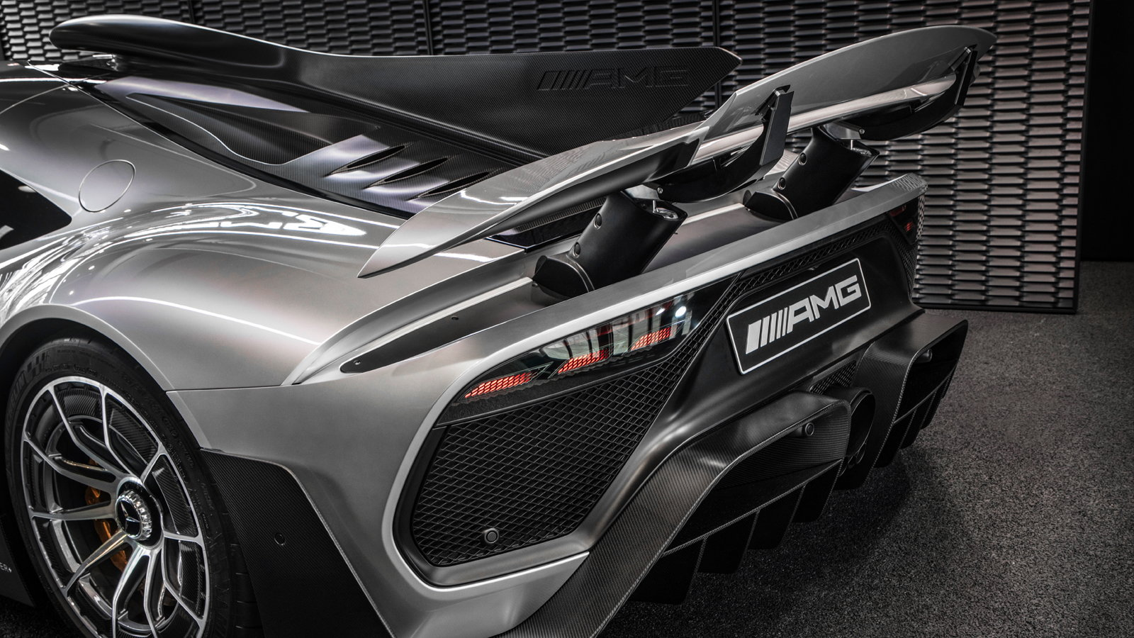 Mercedes-AMG Hypercar No Longer Called 'Project One'