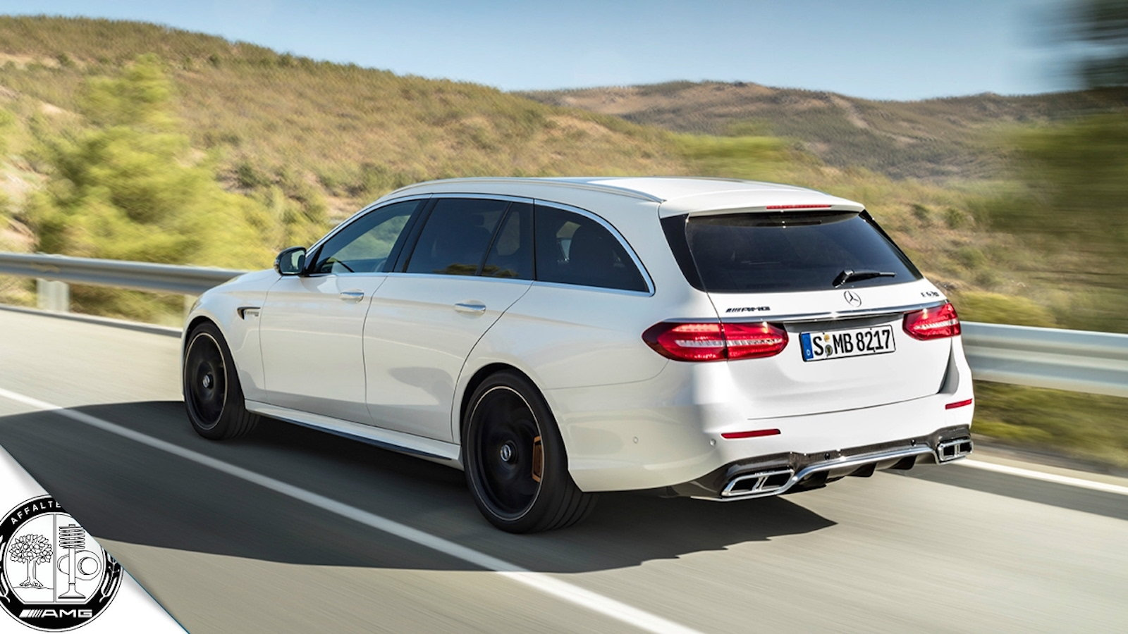 Reasons the E63 S AMG is the Best Wagon Ever