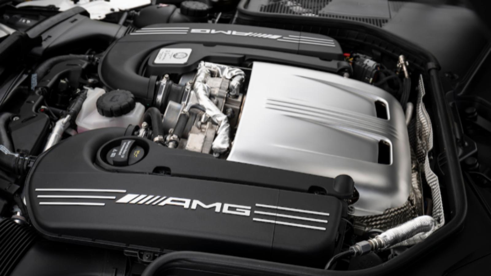 2019 Mercedes-AMG C63 S: A Closer Look