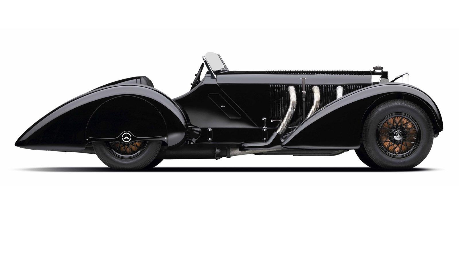 1930 710 SSK Trossi Roadster