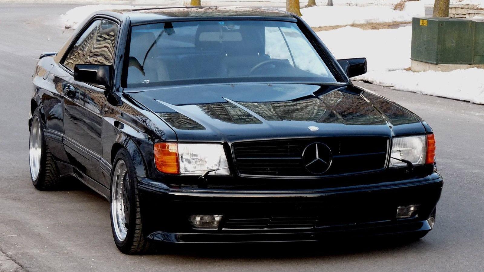 1989 SEC AMG Wide Body