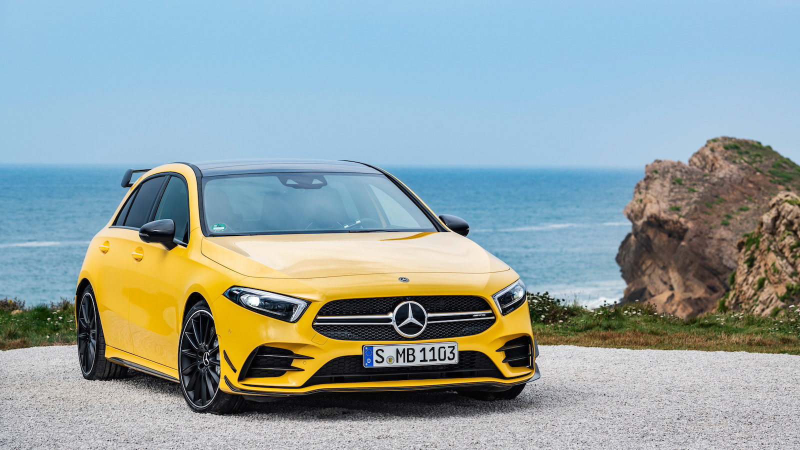 Mercedes-AMG A 35 Headed to US Market?