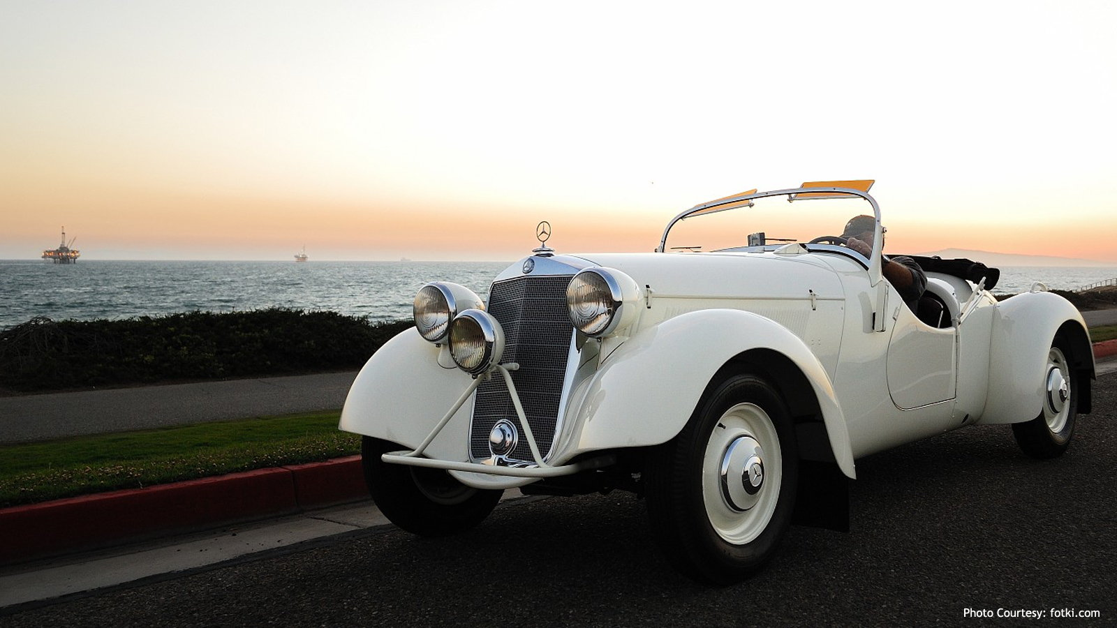 1938 Mercedes-Benz 230S Special Roadster