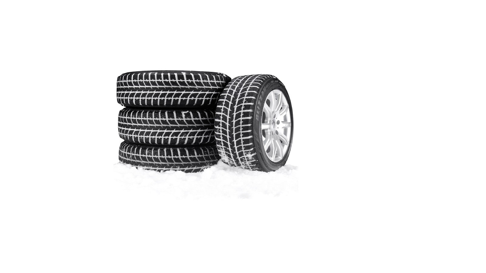 Winter Tires Use a Different Type of Rubber