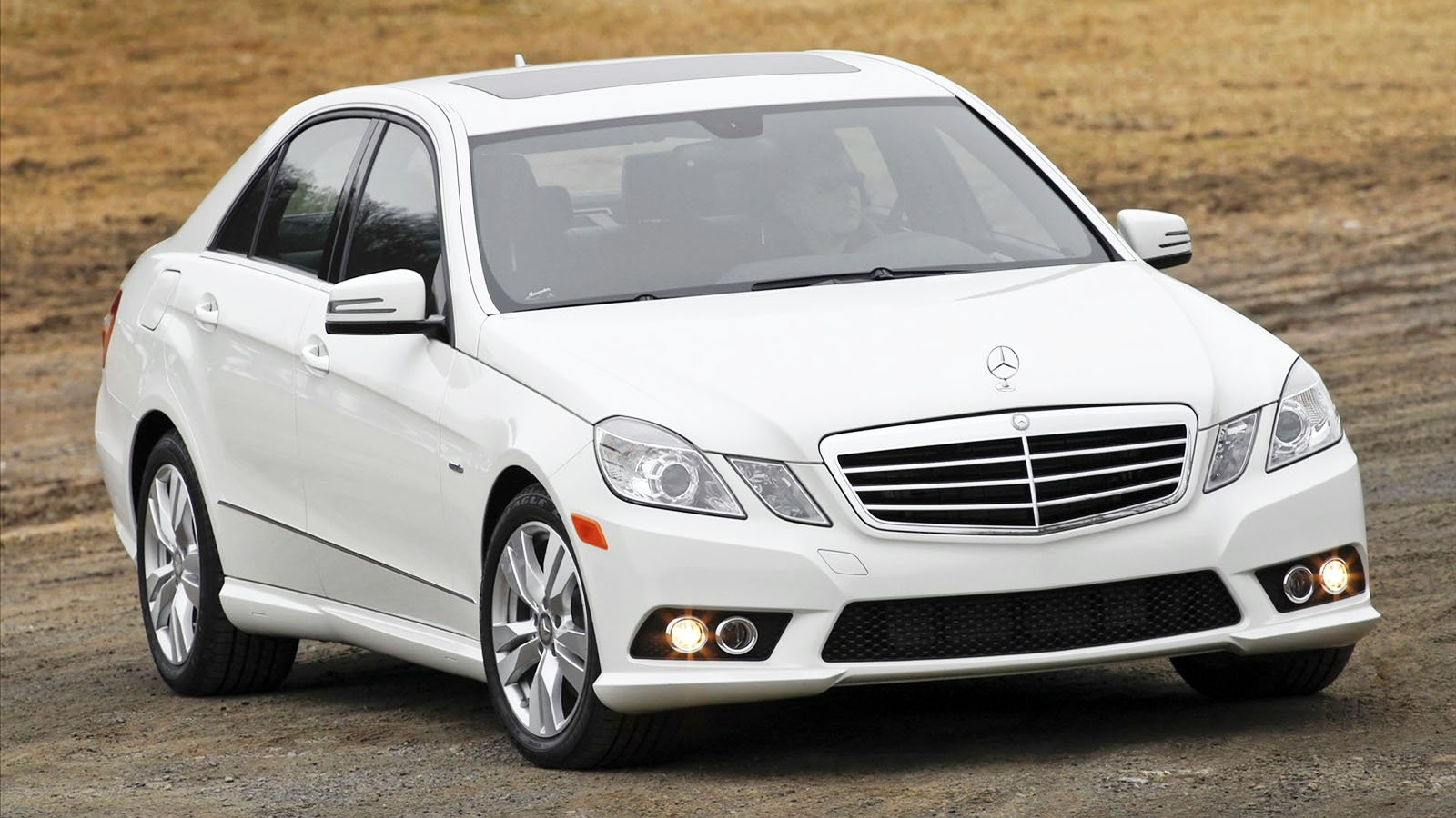 E350 at Birdies For The Brave