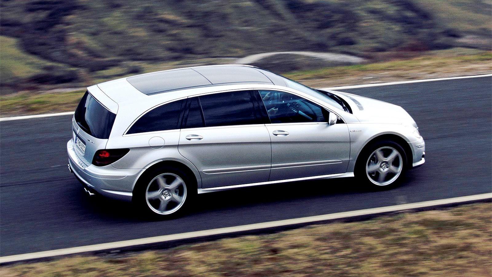 Mercedes-Benz W251 R63 AMG Minivan