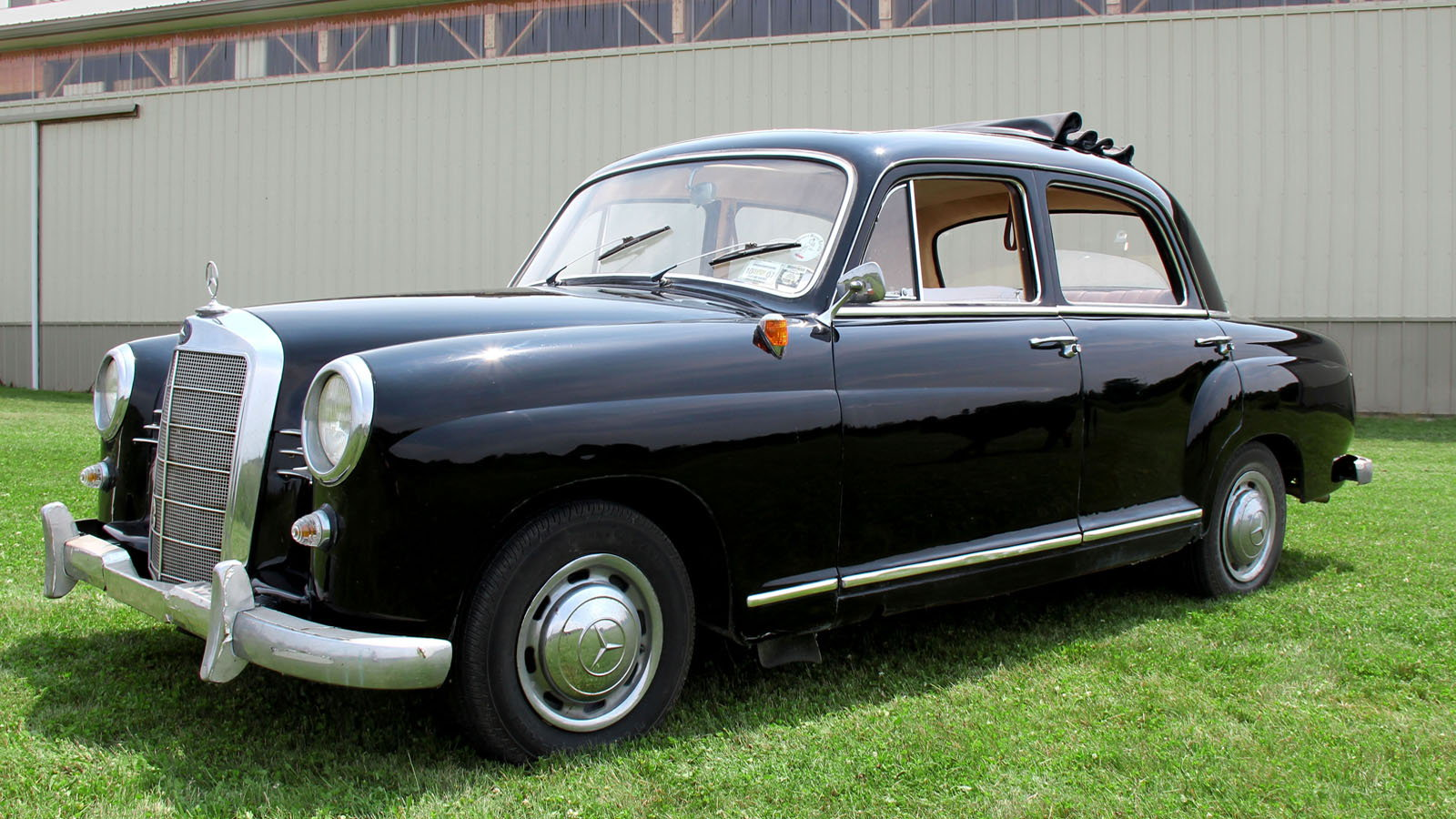 W180 / W128 (1954-1959)