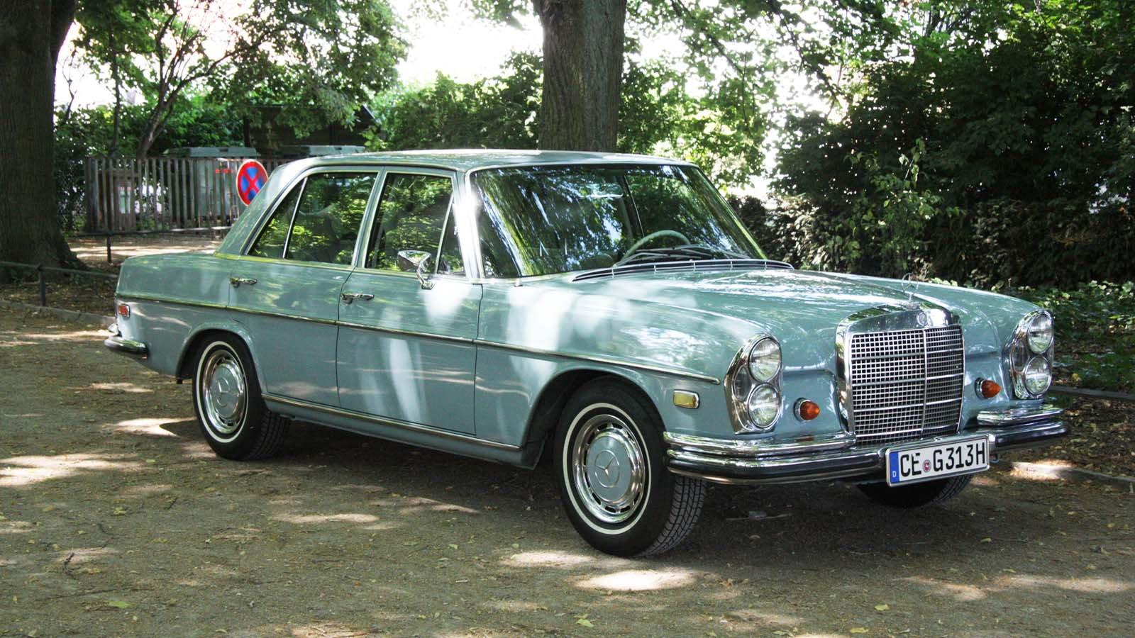 W108/W109 (1965-1972)