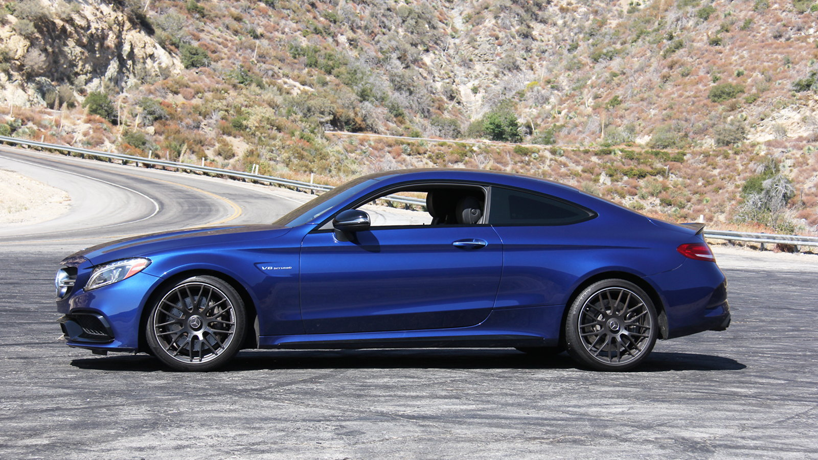 Mercedes-AMG C63 Design and UX Review
