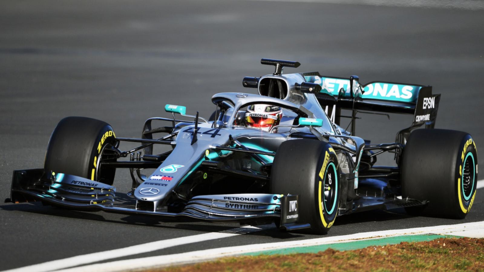 Mercedes-AMG W10 is Ready for 2019 Formula One Season