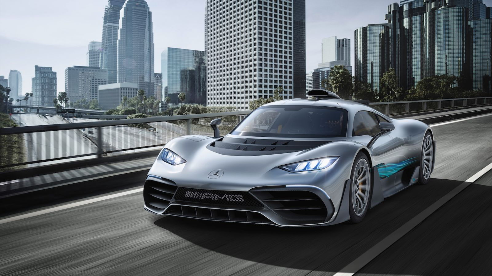 Will People Drive the Project One Supercar?