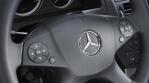Mercedes benz c class w204 what is esp and how to turn it for Mercedes benz steering wheel control buttons