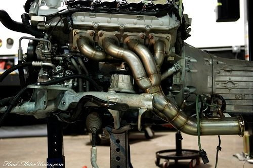 Mercedes-Benz W204 C63 AMG Performance Modifications | Mbworld