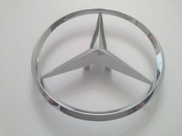 mercedes benz c class w204 how to install illuminated star. Black Bedroom Furniture Sets. Home Design Ideas