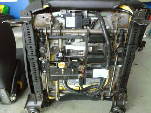 Ford Mustang V6 2005 To 2014 Why Is Electric Power Seat