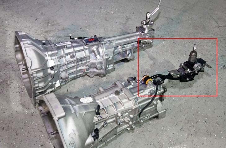 Ford Mustang V6 And Gt 2010 To 2014 Getrag Mt 82