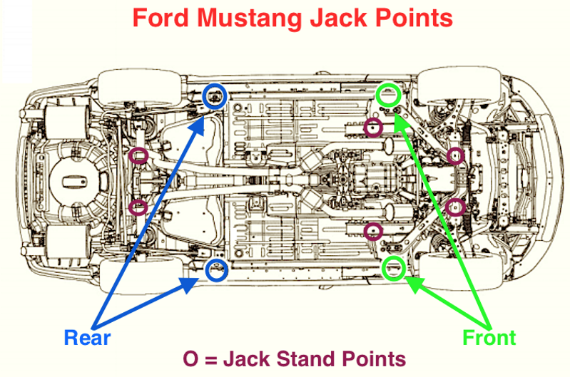 ford mustang gt 1996 to 2004 how to change automatic 2004 Yukon Transmission Diagram