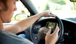 Distracted Driving Laws: Texting and Cellphones