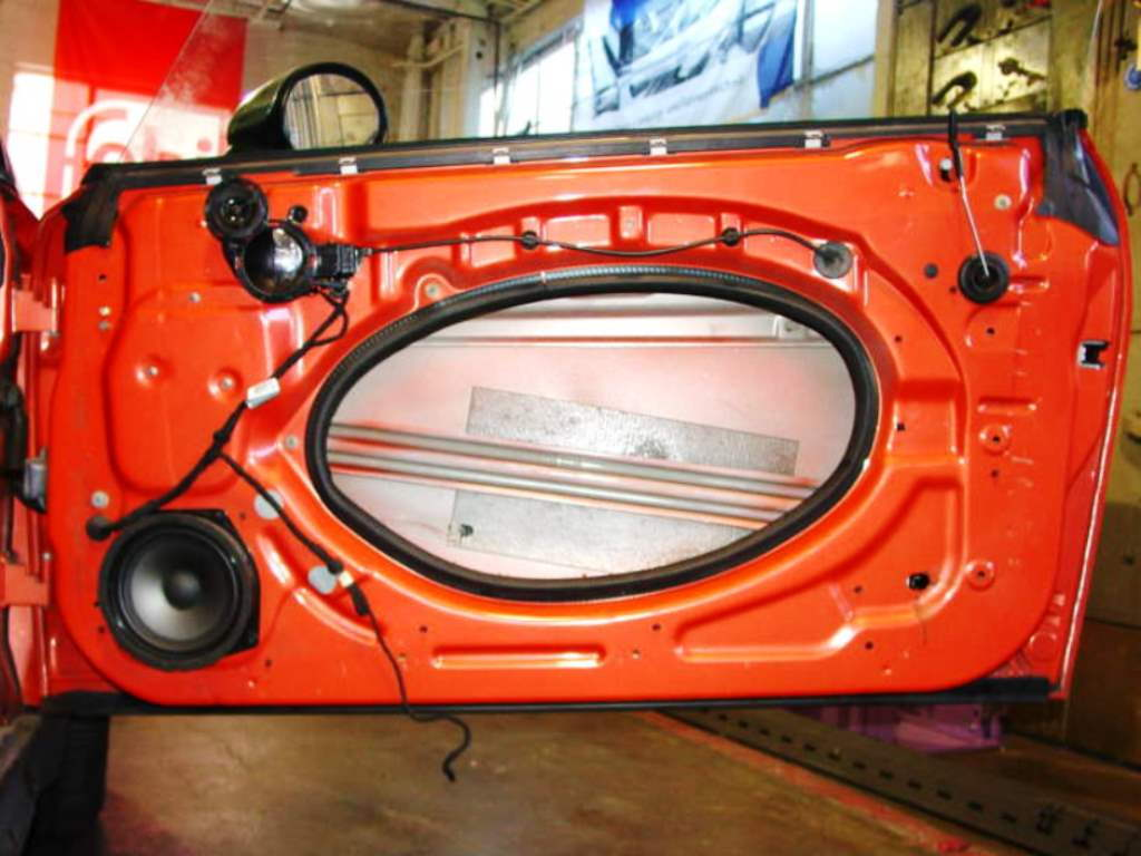 Mini Cooper 2001 To 2016 How To Replace Speakers