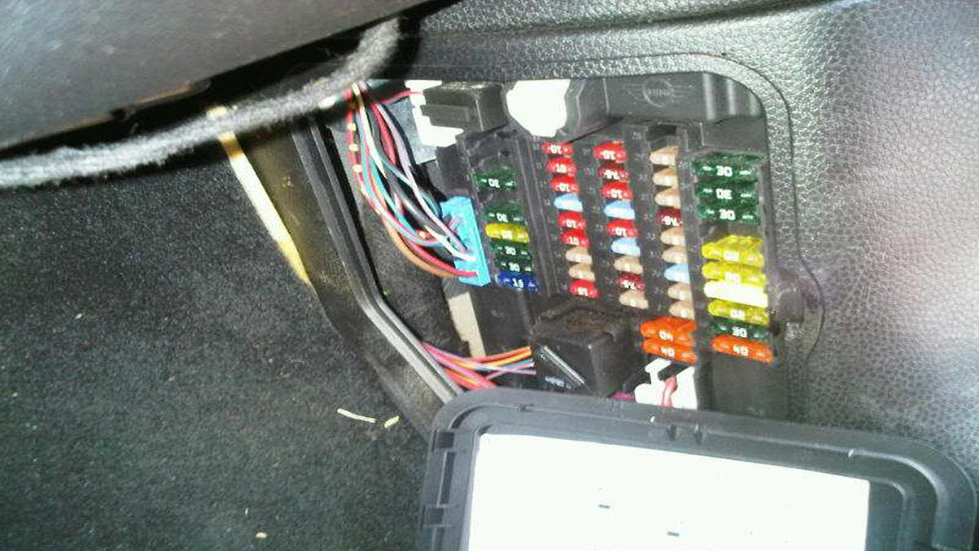 mini cooper 2007-present: fuse box diagram | northamericanmotoring  north american motoring