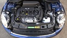 Mini Cooper 2007 2017 How To Jump Start Battery