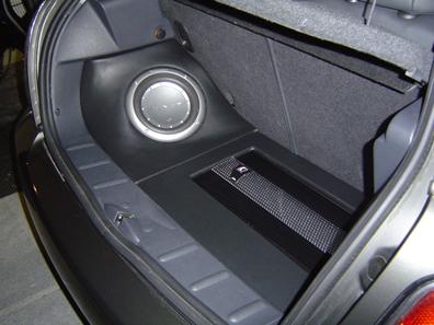 mini cooper aftermarket sound system modifications. Black Bedroom Furniture Sets. Home Design Ideas